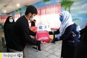 توزیع ۵۰۰۰ بسته لوازمتحریر بین دانشآموزان منطقه محروم هرندی تهران توسط ستاد اجرایی فرمان امام