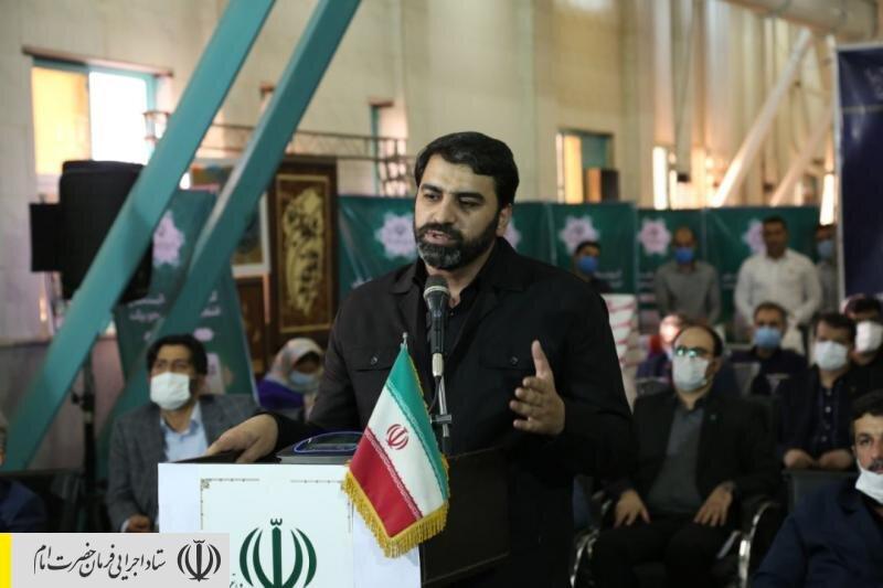 افتتاح ۲۰ هزار طرح روستایی و ایجاد ۶۰ هزار شغل جدید توسط ستاد اجرایی فرمان امام