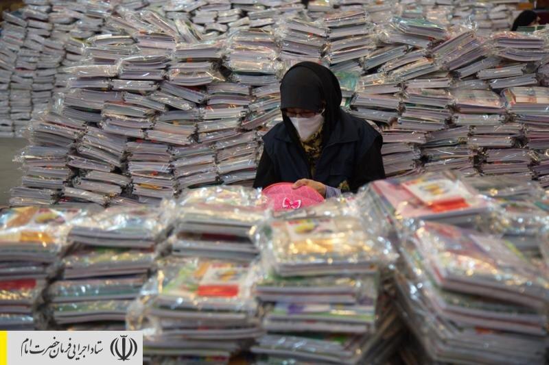 ارسال یک میلیون بسته لوازمالتحریر ایرانی و اهدای ۱۵هزار تبلت به دانشآموزان مناطق محروم
