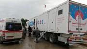 ارسال ۵۰۰۰ بسته اقلام بهداشتی و اعزام کاروان سلامت به مناطق جنوبی کشور توسط ستاد اجرایی فرمان امام