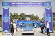 ارسال یک میلیون بسته اقلام بهداشتی ضدکرونایی ستاد اجرایی فرمان امام به استان های قرمز کشور