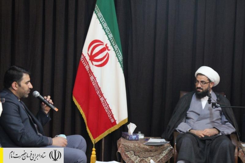 استاندار همدان: هرجا در کشور گره و مشکلی به وجود میآید، ستاد اجرایی فرمان امام پرقدرت وارد میشود