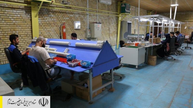 ایجاد ۱۹۰ هزار شغل با حمایت از بنگاههای تولیدی توسط بنیاد برکت ستاد اجرایی فرمان امام