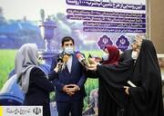 انعکاس دستور ویژه رئیس ستاد اجرایی فرمان امام در شبکه خبر و زیرنویس این شبکه