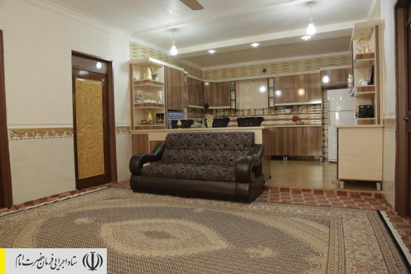 ساخت ۳۵۰۰ واحد مسکونی توسط ستاد اجرایی فرمان امام برای خانوادههای دارای دو معلول