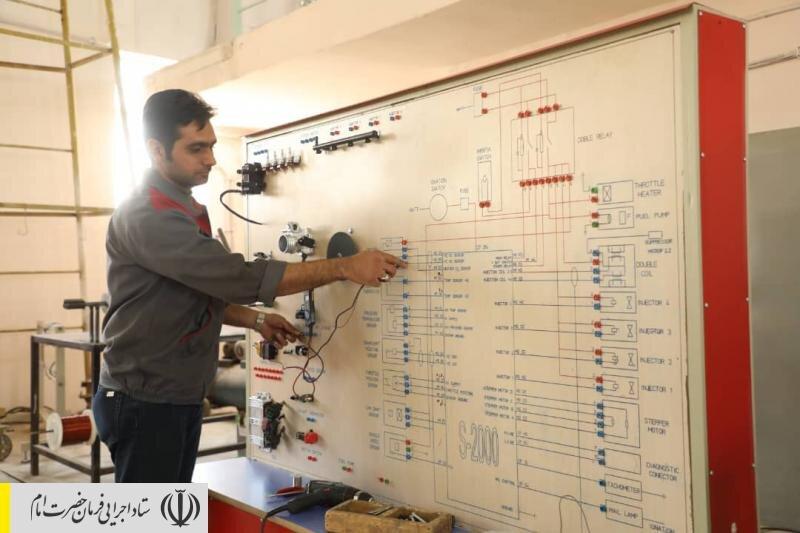 ایجاد ۱۱۰۰ شغل جدید در حوزه دانش بنیان توسط بنیاد برکت ستاد اجرایی فرمان امام