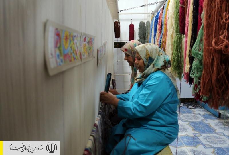 جهش تولید در مناطق محروم با اجرای طرحهای کارآفرینی ستاد اجرایی فرمان امام