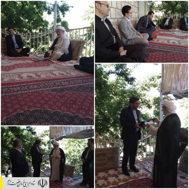تقدیر امام جمعه پاوه از اقدامات ستاد اجرایی فرمان در خصوص مقابل با کرونا و محرومیت زدایی