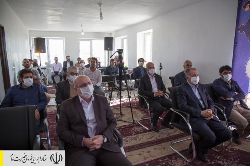 بهرهبرداری از بزرگترین مجتمع پرواری شتر در استان مرکزی توسط ستاد اجرایی فرمان امام