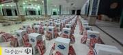 اجرای رزمایش احسان و همدلی در کرمان توسط ستاد اجرایی فرمان امام/ توزیع بسته های معیشتی و بهداشتی بین آسیب دیدگان کرونا