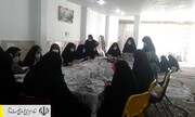 تولید ماسک و اقلام بهداشتی توسط نیروهای جهادی ستاد اجرایی فرمان امام در یزد