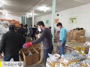 محموله کمکهای ستاد اجرایی فرمان امام به منطقه زلزلهزده قطور رسید.