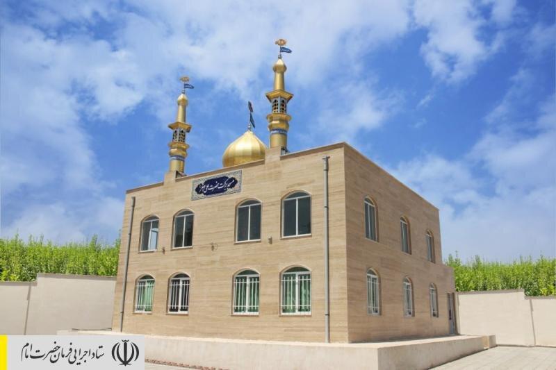 ساخت ۱۰۷۰ مرکز فرهنگی و مذهبی در کشور توسط ستاد اجرایی فرمان امام