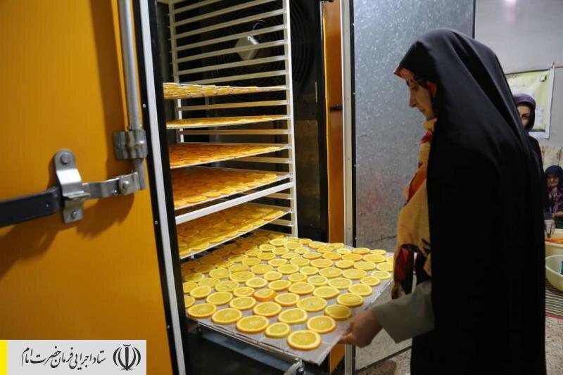 توانمندسازی اقتصادی بانوان توسط ستاد اجرايی فرمان امام