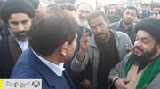 رئیس ستاد اجرایی فرمان امام سفر خود به خوزستان را از ماهشهر آغاز کرد/ گفتگوی صمیمی و شنیدن درد دل مردم این مناطق
