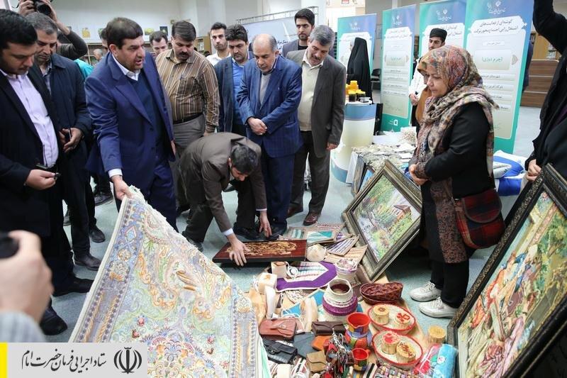 بهرهبرداری از ۱۹ هزار و ۳۰۰ شغل ایجاد شده در خوزستان توسط ستاد اجرایی فرمان امام/مخبر: تا دوسال آینده این تعداد را به ۱۰۰ هزار شغل میرسانیم