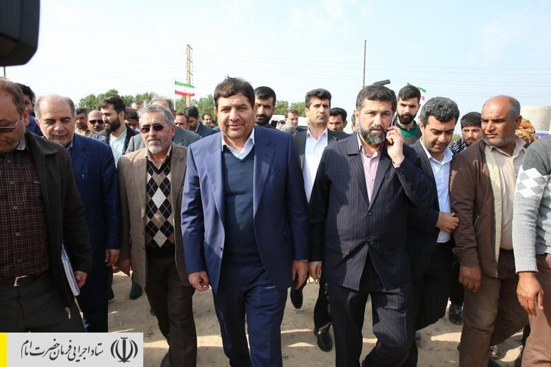 آغاز عملیات اجرایی ساخت کارخانه کاغذ در منطقه شادگان توسط ستاد اجرایی فرمان امام