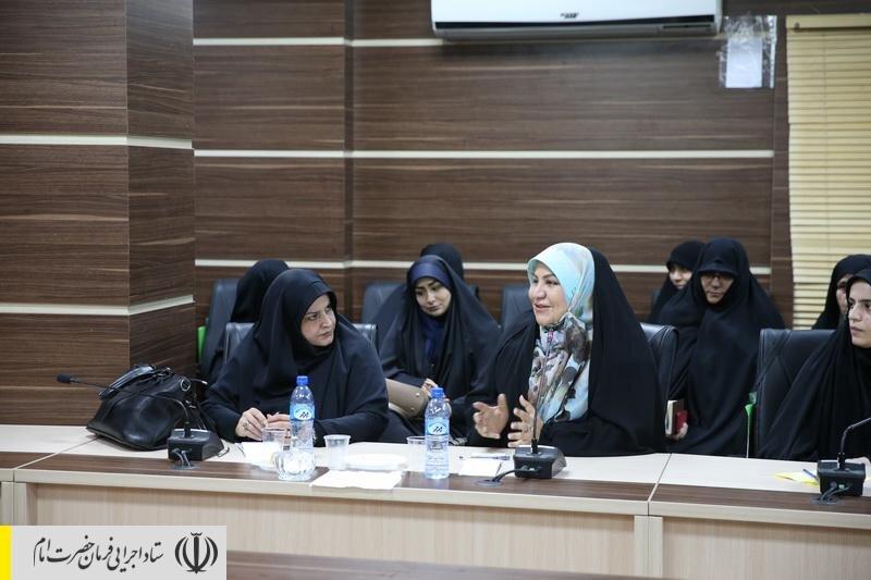 افتتاح قرارگاه امدادی جهادی ستاد اجرایی فرمان امام در خوزستان
