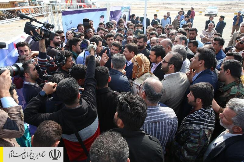 دستاوردهای سفر دو روزه کاروان محرومیتزدایی ستاد اجرایی فرمان امام به خوزستان