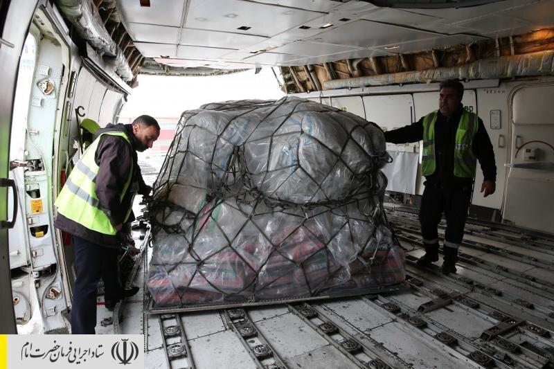 ارسال محموله ۶۶ تنی کمکهای امدادی ستاد اجرایی فرمان امام به مناطق سیل زده سیستان و بلوچستان