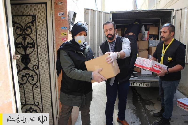 توزیع 22 هزار بسته اقلام بهداشتی و ضدکرونایی در مناطق محروم کشور توسط ستاد اجرایی فرمان امام