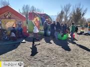 اعزام کاروان فرهنگی ستاد اجرایی فرمان امام به روستاهای زلزله زده آذربایجان شرقی