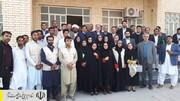 رئیس ستاد اجرایی فرمان حضرت امام در جمع تسهیلگران برکت استان سیستان و بلوچستان
