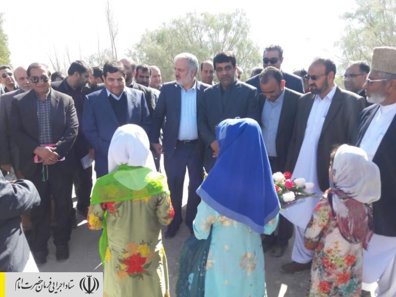 ایجاد ۴۰ هزار شغل توسط ستاد اجرایی فرمان حضرت امام (ره) در سیستان و بلوچستان