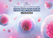 دستاورد بزرگ محققان ستاداجرایی فرمان امام درمان 22 بیمار مبتلا به کرونا با وضعیت وخیم و درمان بیماران فلج مغزی از طریق سلول درمانی