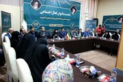 نشست صمیمانه ریاست محترم ستاد اجرایی فرمان حضرت امام (ره) با گروه های جهادی