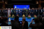 تقدیر از ستاد اجرایی فرمان امام در ششمین همایش ملی مدیریت جهادی ایران