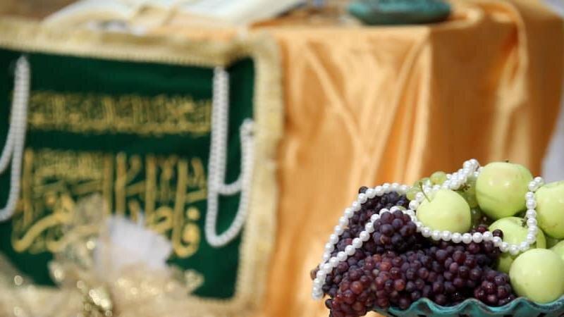 اهدای جهیزیه به زوجین کردستانی