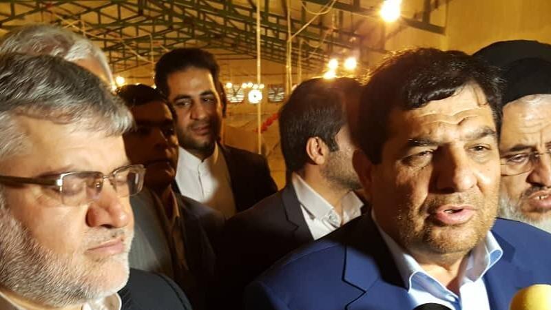 افتتاح چند طرح بنگاه محور در بیرجند توسط رییس ستاد اجرایی فرمان امام