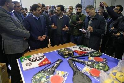 افتتاح قرارگاه خدمت رسانی، امدادی و جهادی ستاد اجرایی فرمان حضرت امام (ره) در مازندران