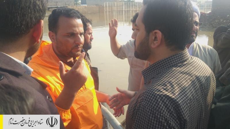 ارسال کمک های ستاد اجرایی فرمان امام برای سیل زدگان خوزستان از صبح امروز