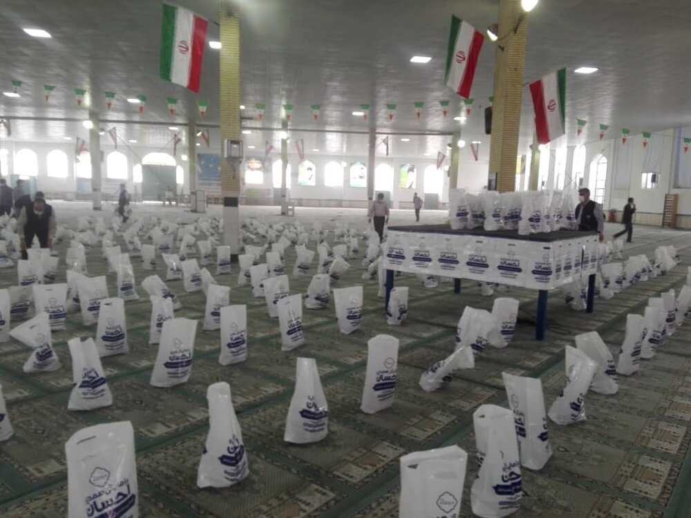 جشن وحدت احسان ستاد اجرایی فرمان حضرت امام (ره) سیستان و بلوچستان برگزار شد