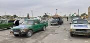 چهارمین مرحله رزمایش همدلی و احسان در سیستان و بلوچستان برگزار شد