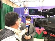 مراسم آغاز مرحله چهارم رزمایش همدلی و احسان در شهرستان مراغه