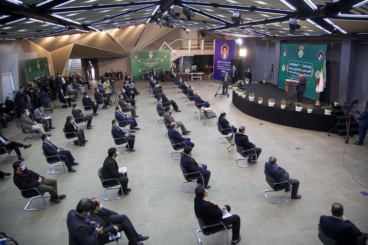 آیین بهرهبرداری از ۲۸هزار پروژه اقتصادی بنیاد برکت