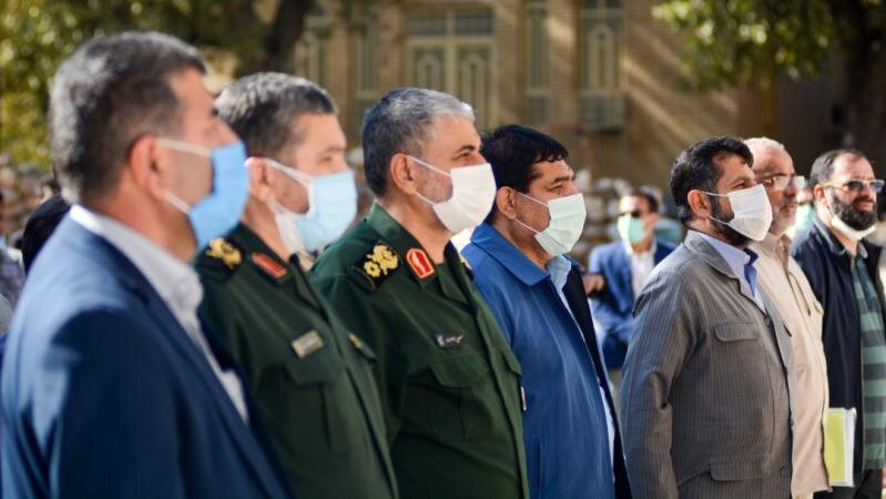 گزارش خبر ۲۱ شبکه یک از کاروان محرومیتزدایی ستاد اجرایی فرمان امام در منطقه محروم احمد فداله خوزستان