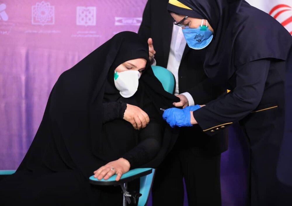 تزریق انسانی اولین واکسن کرونا