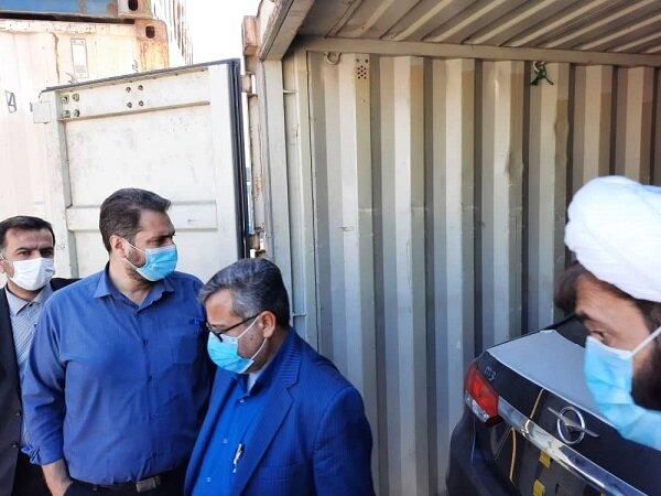 تعیین تکلیف اموال رها شده دراداره بنادر و دریانوردی استان هرمزگان و گمرک شهید رجایی بندرعباس