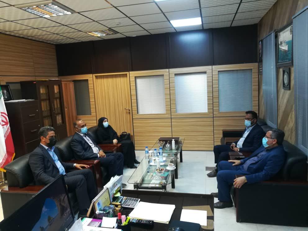برگزاری جلسه بررسی طرح های توسعه جزیره هرمز / استان هرمزگان