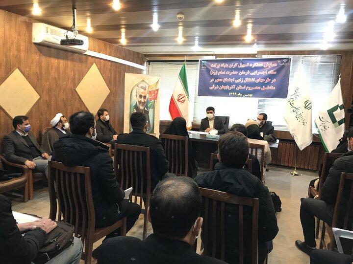 همایش عملکرد تسهیلگران طرح های اشتغال زایی اجتماع محور در استان
