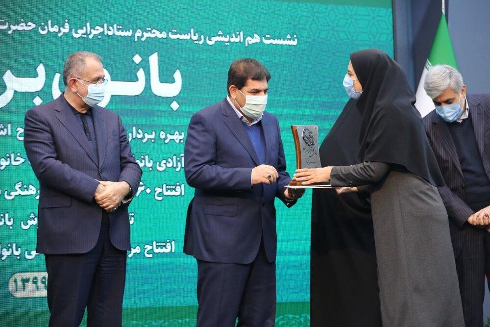 بهرهبرداری از ۴۰هزار طرح اشتغالزایی ویره بانوان توسط ستاد اجرایی فرمان امام