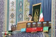 تقدیر حاج آقا آل هاشم از خدمات ارزنده ستاد اجرایی فرمان حضرت امام (ره)