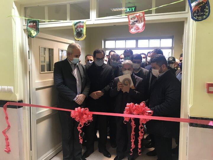 افتتاح مدرسه برکت کرمجوان مراغه بهمن99