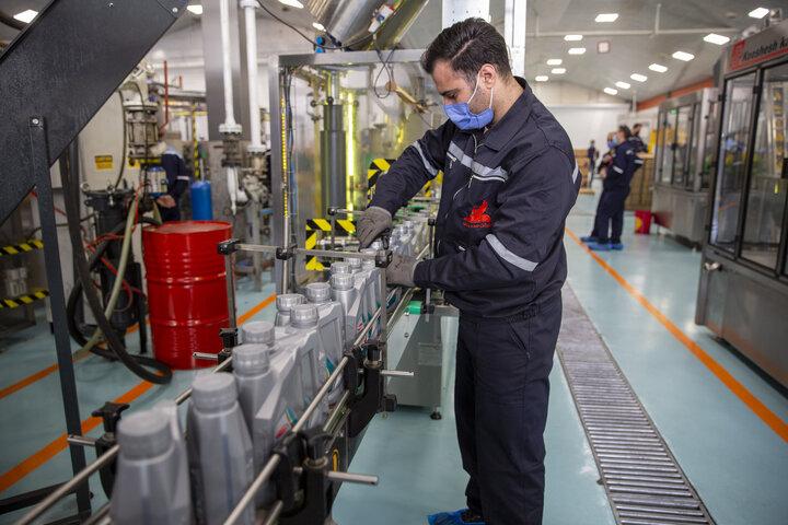 رونمایی از محصولات جدید نفت پارس