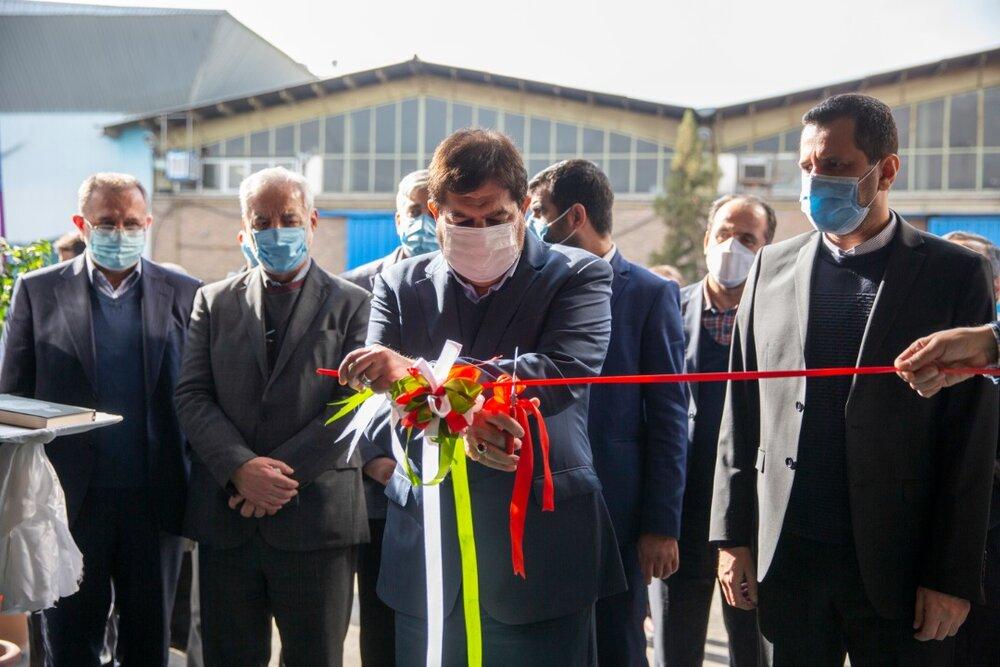 مراسم رونمایی از خط تولید محصولات جدید صنعت روغنهای هایتک و طرحهای زیست محیطی پالایشگاه سبز
