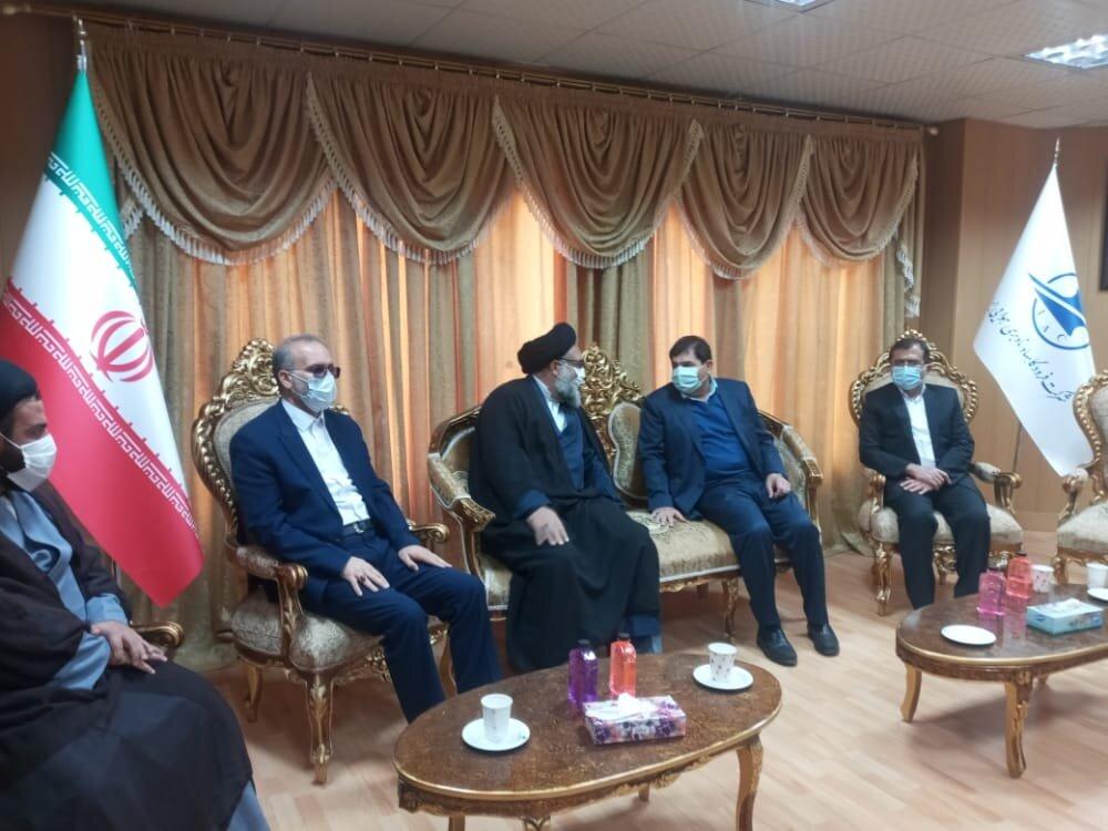 رئیس ستاد اجرایی فرمان امام عازم یاسوج شد